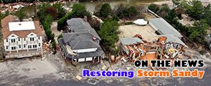 911 Restoration on the News