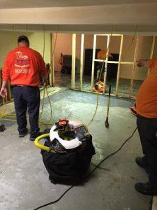 911-restoration-Water Damage services