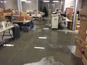 Flood Cleanup and Mold Decontamination Services